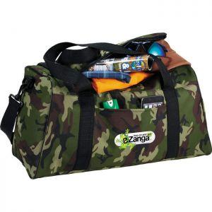 """Camo Hunt 18"""" Duffel Bags"""