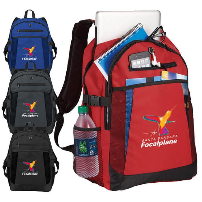 Expandable 15 Inch Computer Backpacks