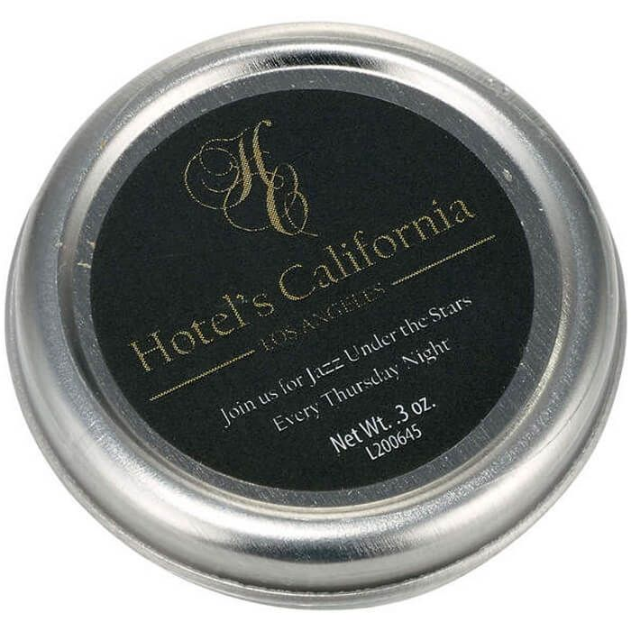 All-Natural Lip Balm Tin