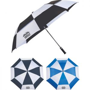 "58"" Slazenger 2 Section Auto Open Golf Umbrella"
