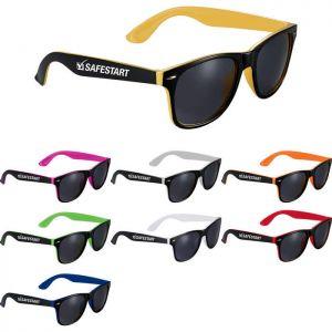Sun Ray Sunglasses - Electric
