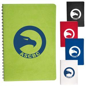 Brinc Spiral Notebook