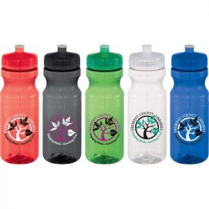 Crystal Easy Squeezy 24oz Sports Bottle