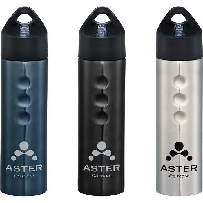 Troika 25-oz. Stainless Sports Bottle