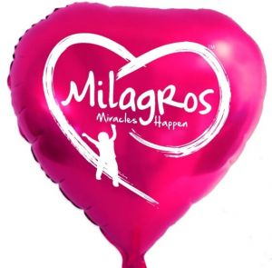 Heart Shaped Mylar Balloons 18 inches