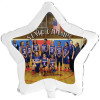 "18"" Star Shaped Mylar Balloons"