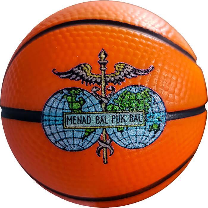 Custom Stress Basketball
