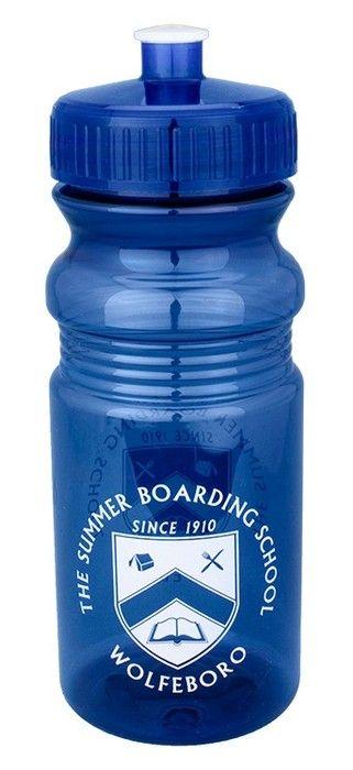 20 oz. Translucent Sports Bottle