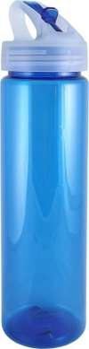25 oz. Freedom PET Sports Bottle with Flip-Spout Lid - Blue