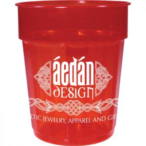 16oz Fluted Jewel Stadium Cup