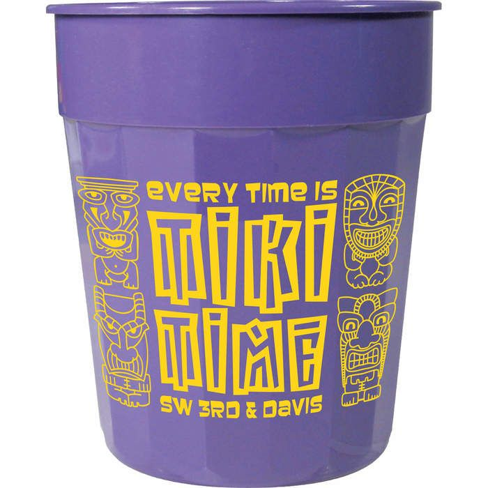 24oz Fluted Stadium Cup