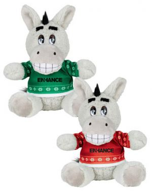 "Ugly Sweater 6"" Donkey"