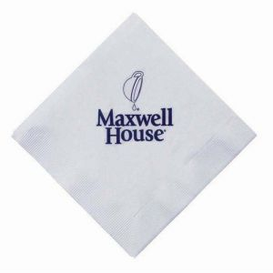 Custom 3-Ply Beverage Napkins