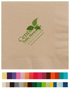 3-Ply Beverage Napkins - Low Qty
