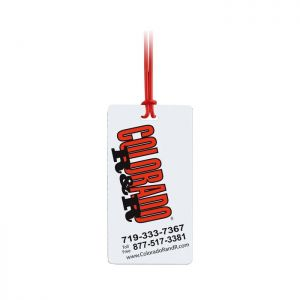 Instalam Self Laminating Tag