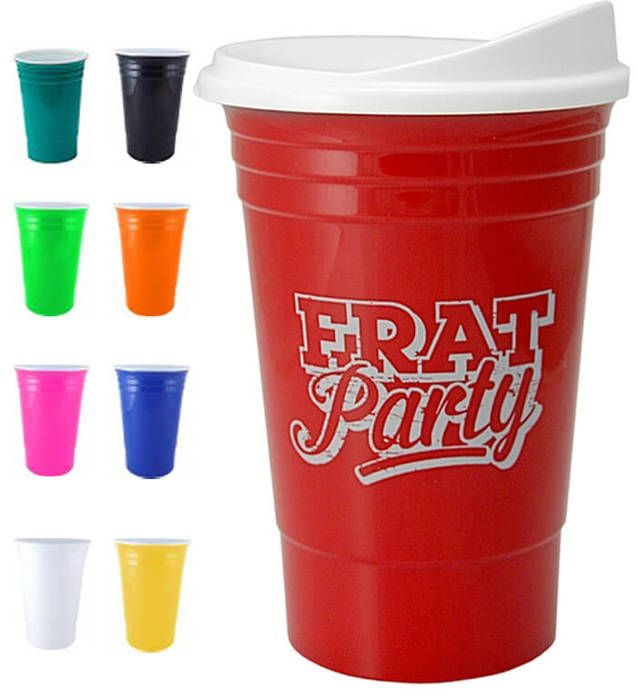 Double Wall Insulated Party Cups
