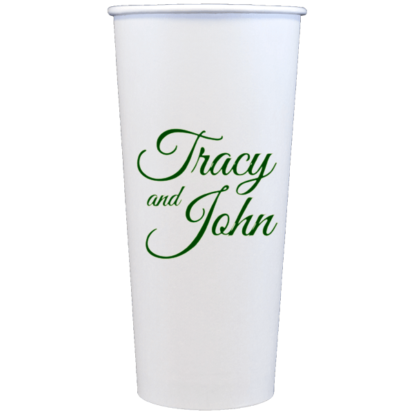24oz Paper Cups