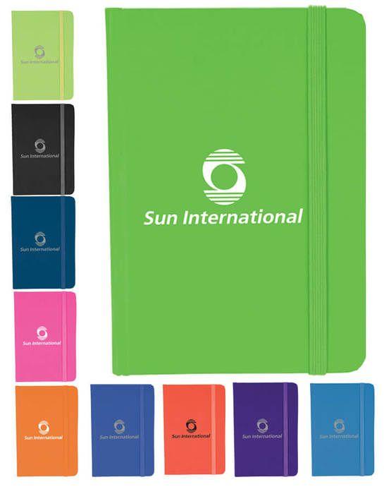 Small Rainbow Notebook