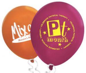 "14"" Custom Crystal Balloons"