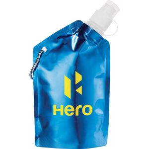 Baja 12oz Water Bag with Carabiner