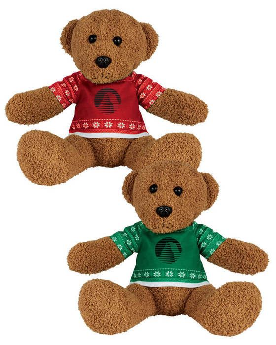 "Ugly Sweater 6"" Rag Bear"