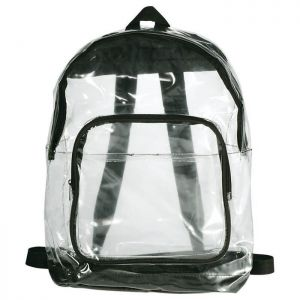 Backpacks - Clear Backpack