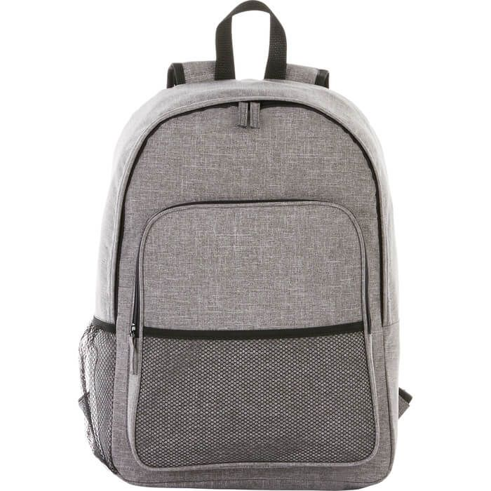 "Brandt 15"" Computer Backpack - Graphite"