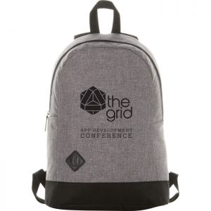 Graphite Dome 15 inch Computer Backpack