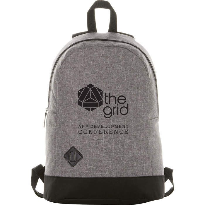 Graphite Dome 15 inch Computer Backpack - Graphite