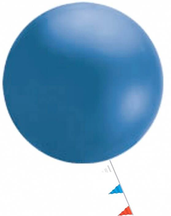 8ft Cloudbuster Outdoor Balloons w/ Kit