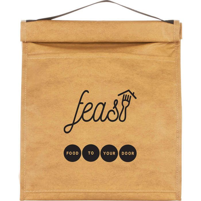 12 Can Paper Bag Cooler