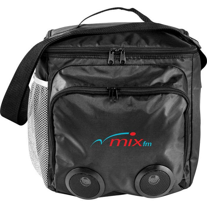 Event Speaker Cooler Lunch Bags - Black