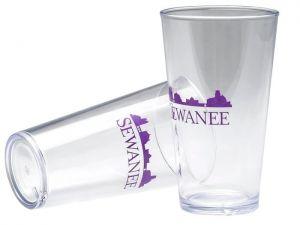 16oz Pub Lite Polystyrene Glass