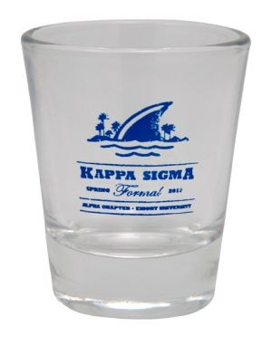 1.5oz Clear Shot Glass