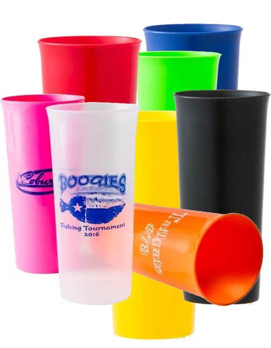 17oz Tall Stadium Cups