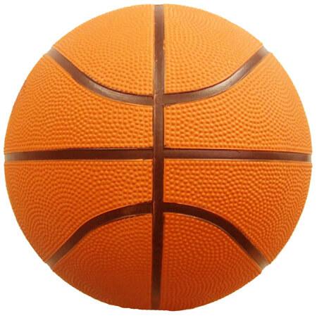 """5"""" Mini Rubber Basketballs"""