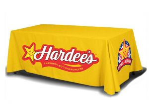5 ft. Trade Show Table Cover