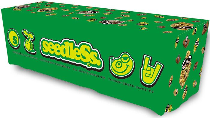 5 Ft Fitted Table Cloth