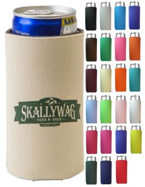 Collapsible 8 Oz. Koozies