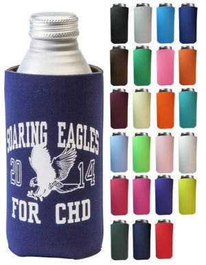 Collapsible 16 oz. Can Coolers