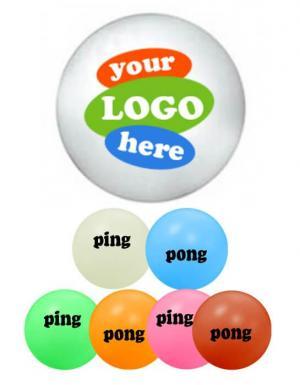 Custom Ping Pong Balls
