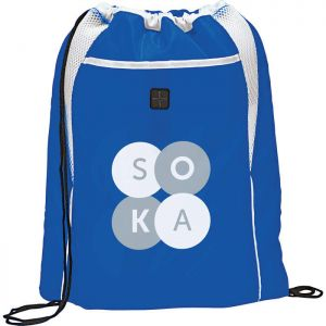 Dart Drawstring Bag