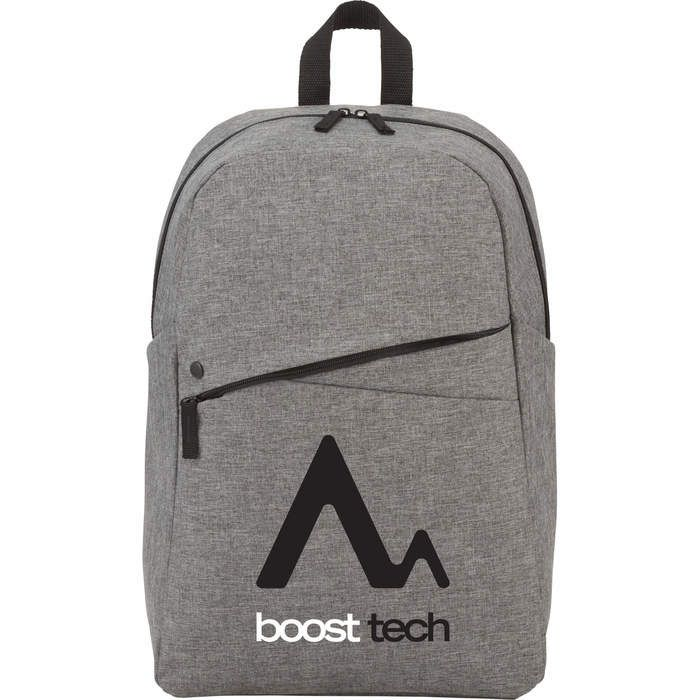 Iconic Slim 15 inch Computer Backpack - Graphite