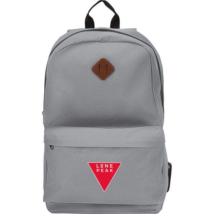 Stratta 15inch Computer Backpack - Gray