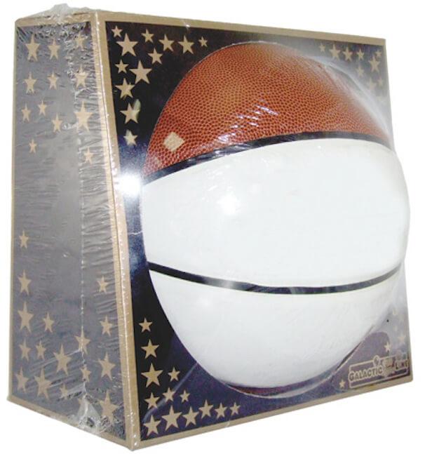 Mini Basketball Retail Box