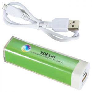 Flash 2,200 mAh Power Bank