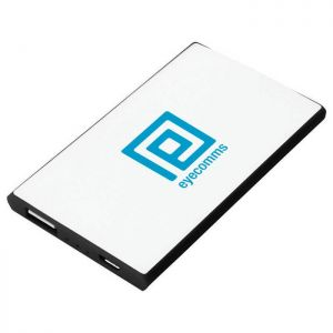 Slim Credit Card 2,000 mAh Power Bank