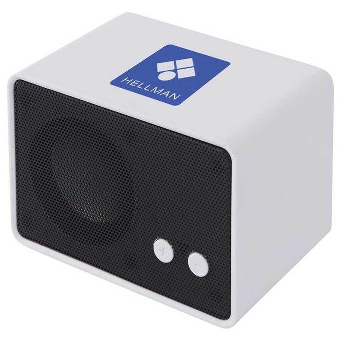 Fame Bluetooth Speaker - White