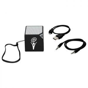 Sonic Bluetooth Speaker w/ Built-in Mic