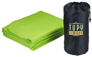 Rally Fleece Blanket With Pouch